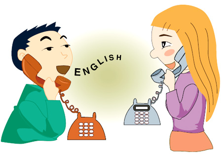 listen english