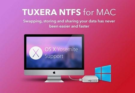 Tuxera NTFS 2015